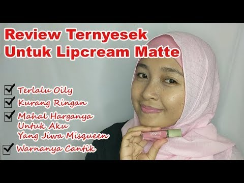 review-lipcream-matte-sariayu