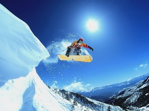 People Are Awesome | Extreme Snowboarding - FULL HD (2014)