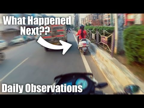 Daily Observations | Idiot Drivers/Riders | Ludhiana | Punjab