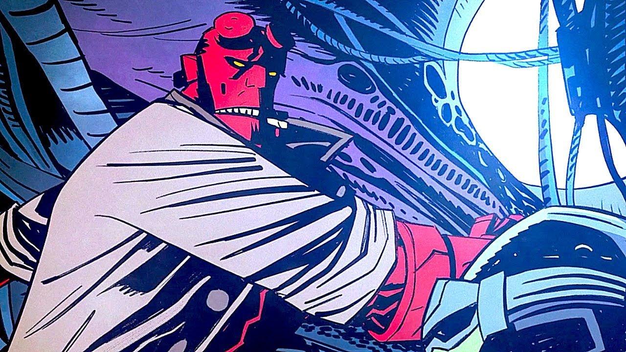 Download INJUSTICE 2 Hellboy Ending