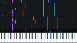 Agniratha Night Xenoblade Chronicles by Willy Deals and ACE+ [Piano Tutorial + Sheet music]