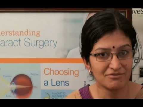 Testimonial Cataract Surgery