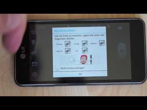 LG LTE-Smartphone P875 OPTIMUS F5 im Test: Die Kamera