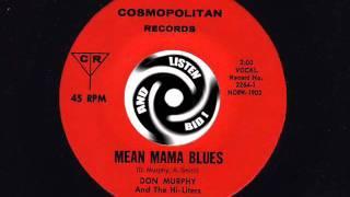 DON MURPHY Mean mama blues COSMOPOLITAN Repro Soundsample