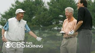 Jim Nantz on George H.W. Bush's