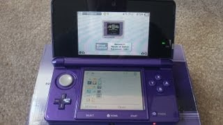 Nintendo 3DS Overview/Review - Midnight Purple