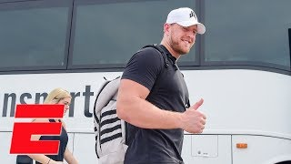 J.J. Watt trying to do everything he can to help Houston after Hurricane Harvey | ESPN thumbnail