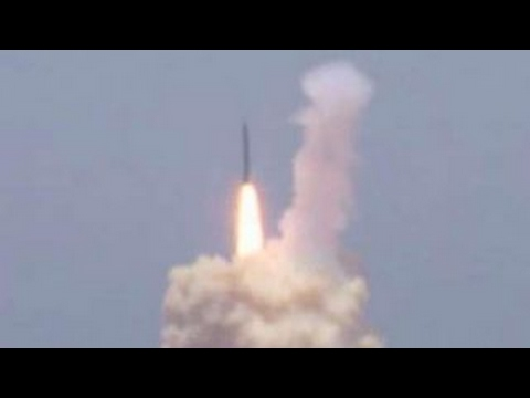 US interceptor missile successfully destroys ICBM