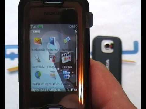 Видео обзор Nokia 7610 Supernova от Quke.ru