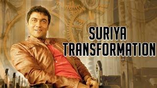 Tamil Short Scenes | 24 - Suriya Transformation | Suriya, Samantha, A.R.Rahman