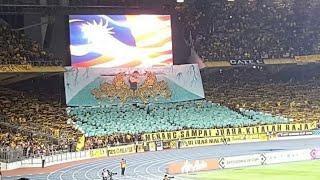 Ultras Malaya   MENANG SAMPAI JUARA, KITALAH RAJA   Malaysia vs Myanmar