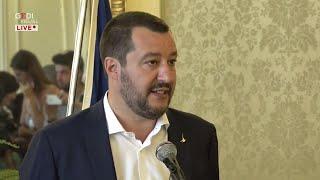 Stadio Roma, Salvini: ''Se Parnasi ha sbagliato è giusto che paghi''