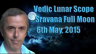Vedic Lunar Scope: Sravana Full Moon 31st July, 2015 - The Clearing