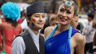 Gaijatra Kathmandu || Third Gender ||