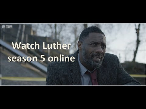 Download How to watch Luther season 5 online?
