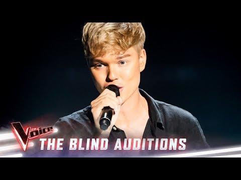 The Blind Auditions: Jack Vidgen sings 'Hello' | The Voice A