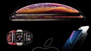iPhone Xs - iPhone Xs MAX - iPhone XR   هل هناك تطور حقيقي !!؟