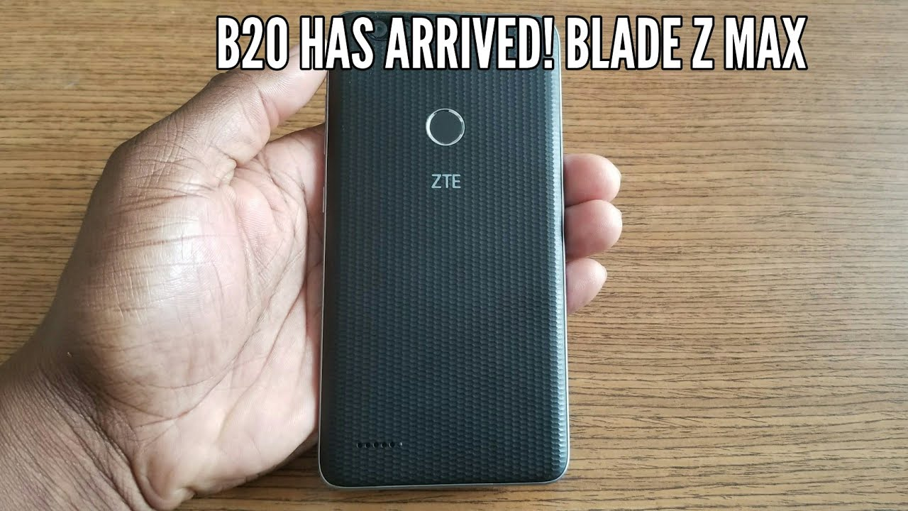 Zte Blade Z Max Software Update Videos - Waoweo