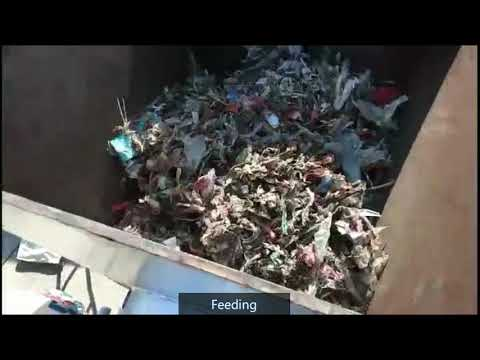 Mixed Plastic Flakes To Fuel Oil Recycling Machine