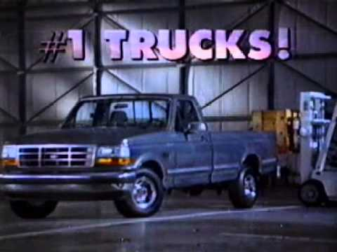 Ford Truck Commercial Winning Ohio Over 1992  YouTube