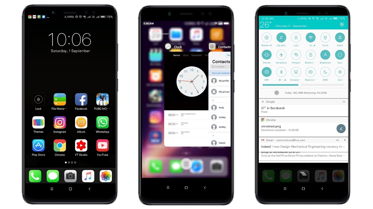 Best miui 9 themes August 2018  #Top 7