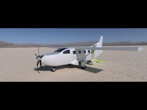 Irwin Aerospace Multi-Purpose Utility Aircraft