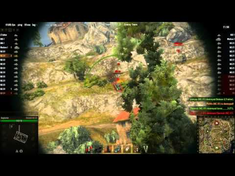 WOT: Province - Renault NC-31 - 8 frags -