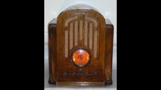 RCA Victor Model 128 - from 1934!