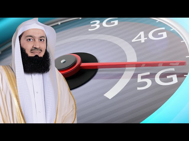 Worried about 5G? - Mufti Menk