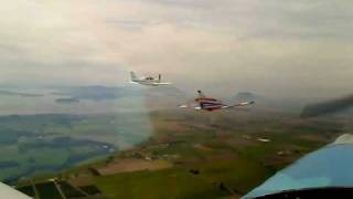 Glasair BD5 KR2S 16 MAY 2010 Newsboys.wmv