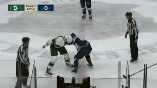 Cody Bass vs Ryan Malone Oct 8, 2017