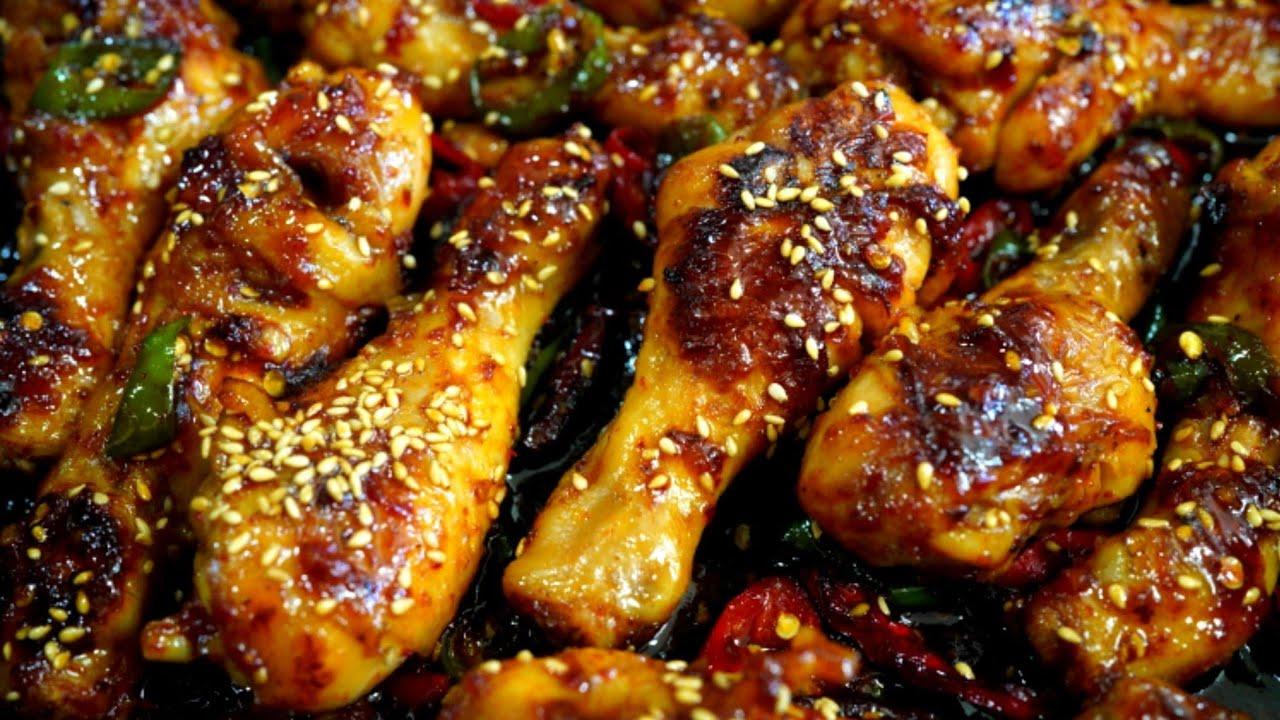 치킨보다 맛있는 닭다리 양념조림 쉽고 간단하게 만드는 법
