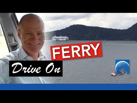 How to Drive on a Ferry | New Driver Smart