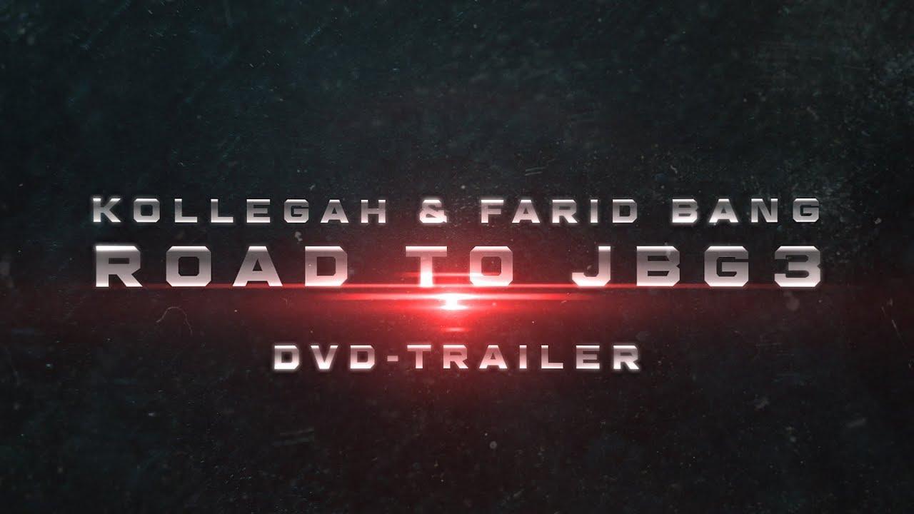 Kollegah & Farid Bang ✖️ ROAD TO JBG3 DVD-Trailer ✖️ 2. Boxinhalt