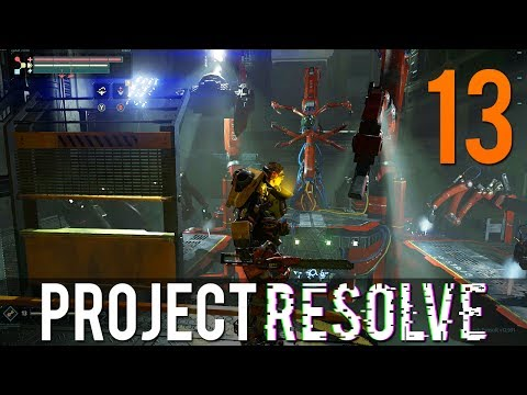 [13] Project Resolve (Let's Play The Surge PC w/ GaLm)