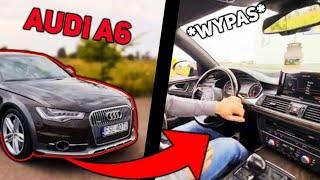 Na sprzedaż Audi A6 3.0 tdi 400km Przemo znawca prezentuje