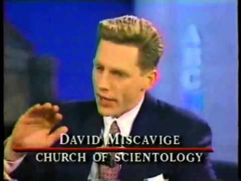 Scientology Leader David Miscavige on ABC News Nightline FULL