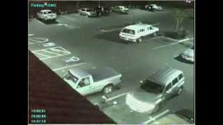 Stockton police release video from parking lot shooting