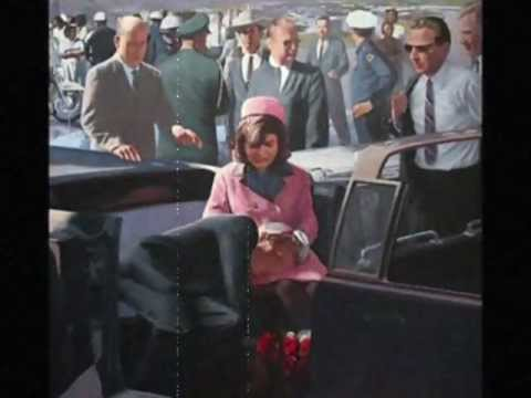John F Kennedy Assassination with  music