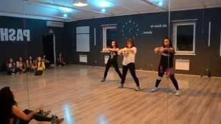 Apashe – No Twerk Полосат, Алина, Марселина Slow dance