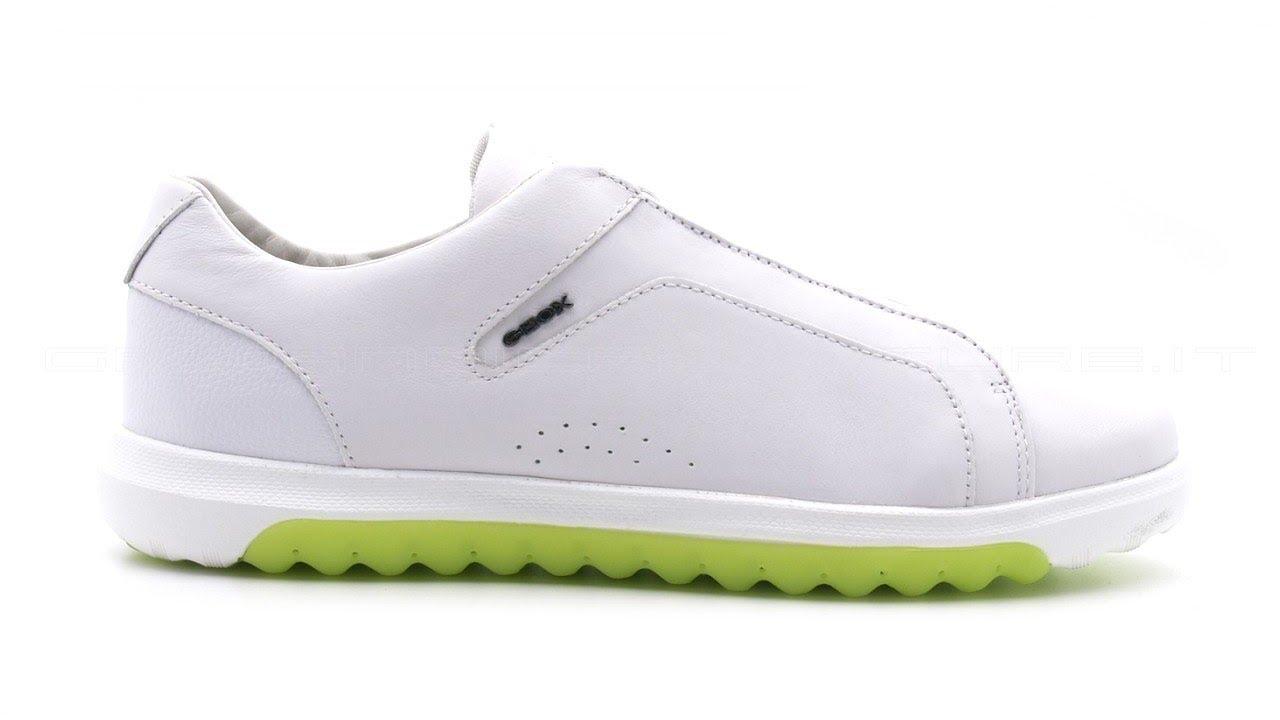 Geox Nexside sneakers uomo bianca SKU #U927GA BIA