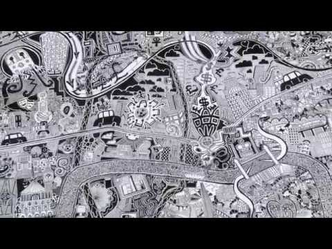 London Town Map.London Town Map Art Drawing By Fuller Youtube