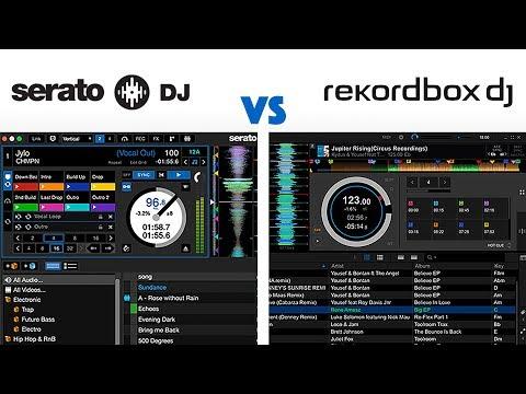 Serato DJ Vs Rekordbox DJ - How To Choose | STK 45
