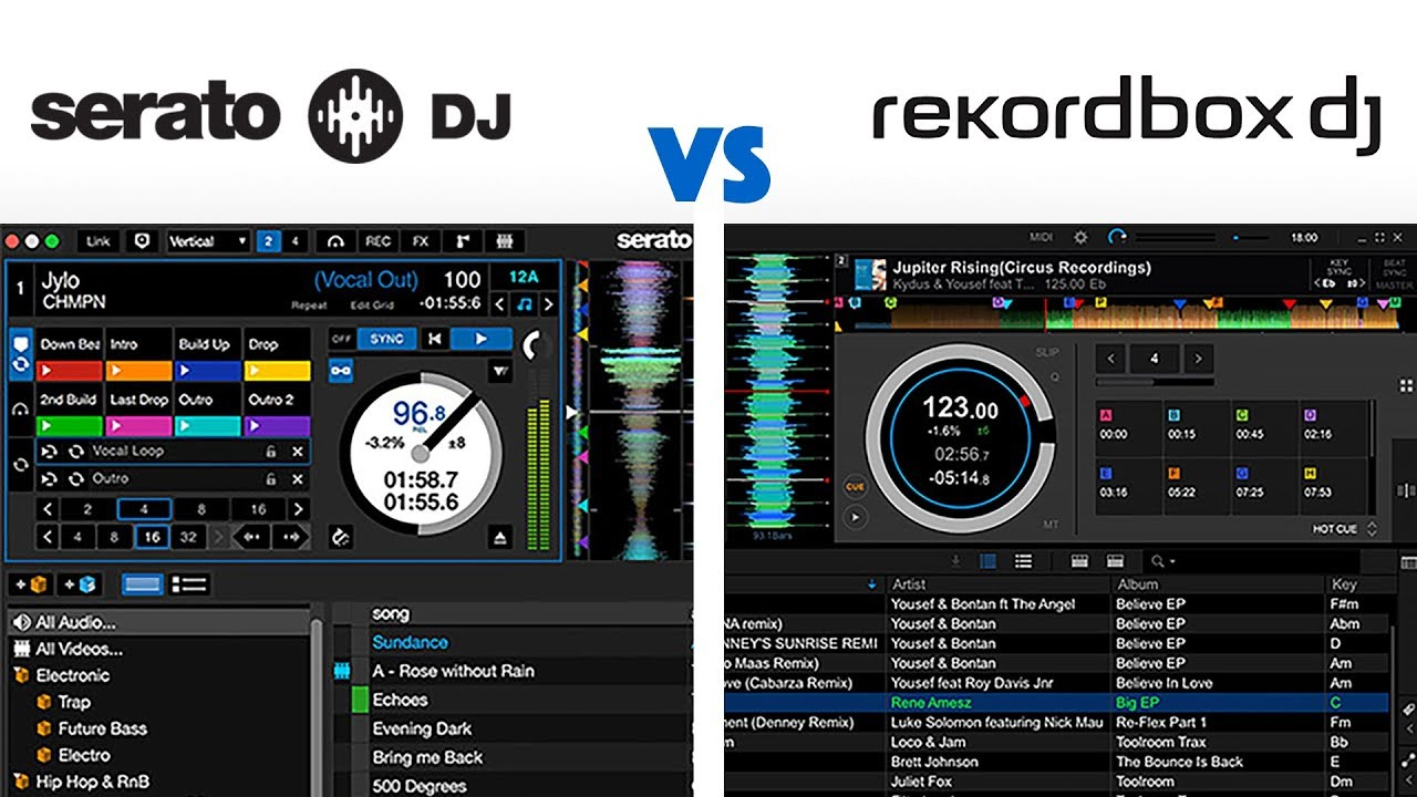 Serato DJ vs RekordBox DJ - Which One is Right For You? | Best DJ Gear