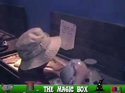 MAGIC BOX MAGIC NICK AND URBAN PIRATES