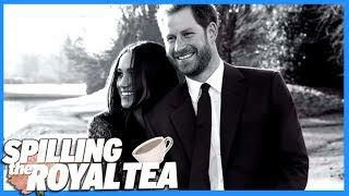 Meghan and Harry Mark Their First Event, Kate Dons a Cape! | Spilling The Royal Tea