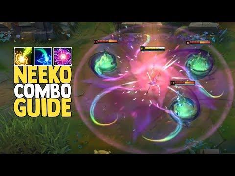 NEEKO COMBO GUIDE [NEW CHAMPION!] – League of Legends