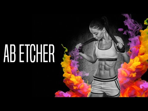 ABDOMINAL ETCHER Routine (200 Core Carving Reps!)