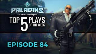 Paladins - Top 5 Plays #84
