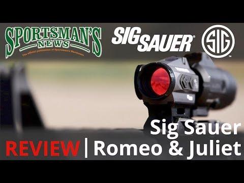 Sig Romeo & Juliet | Review